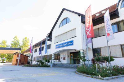 Center Eksena